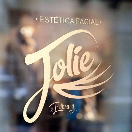 Naming + Logotipo Estética Facial Jolie