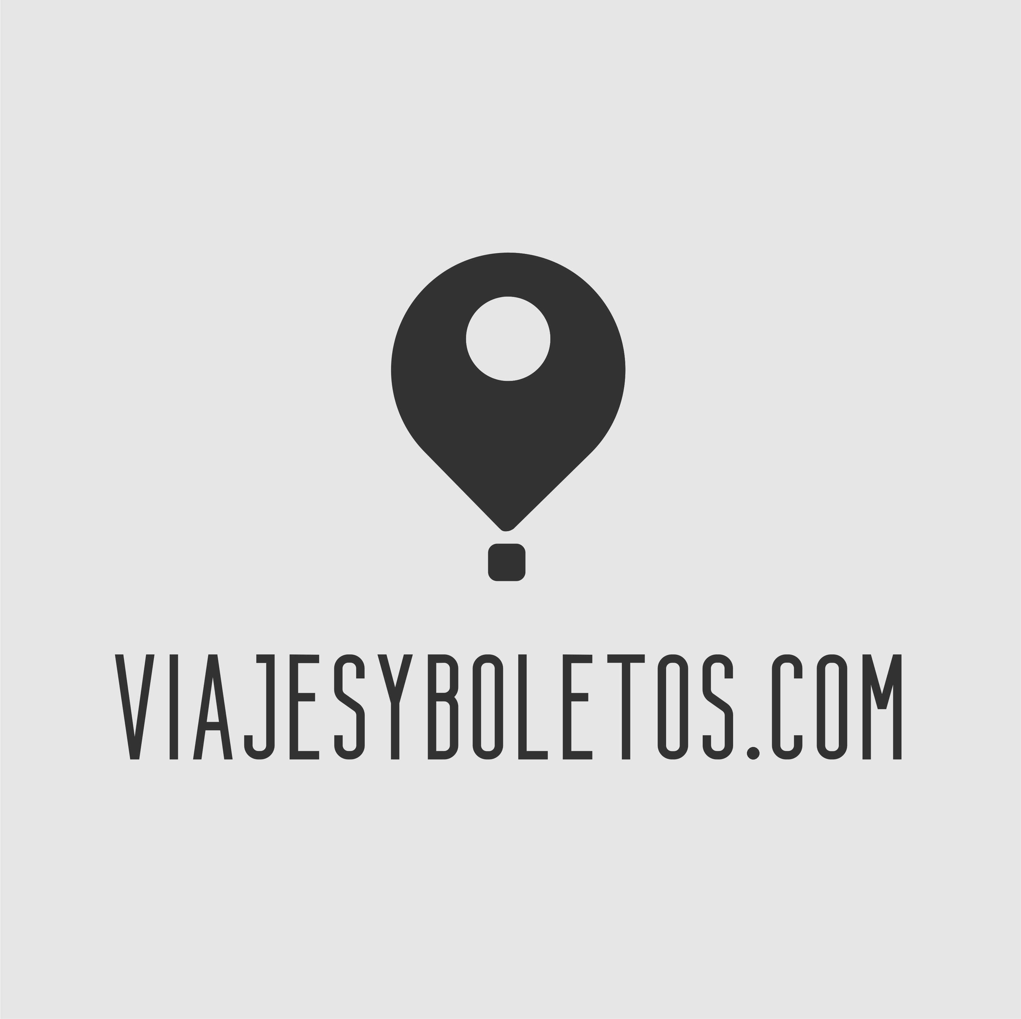 Logotipo Viajes Y Boletos