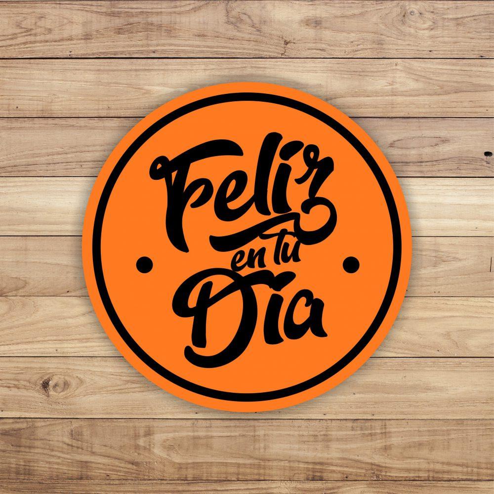 Logotipo + Web Diseño para eventos Feliz En tu Día