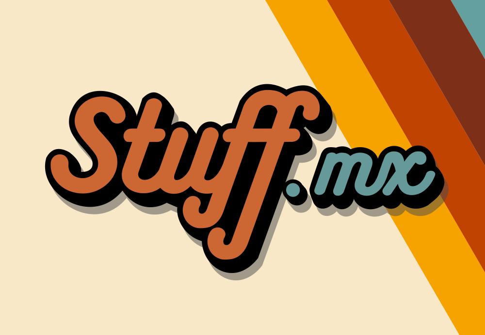 Logotipo Tienda Online Stuff.mx