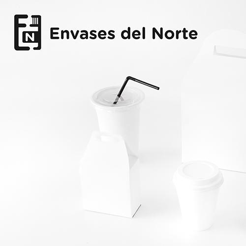 Logotipo para marca de envases