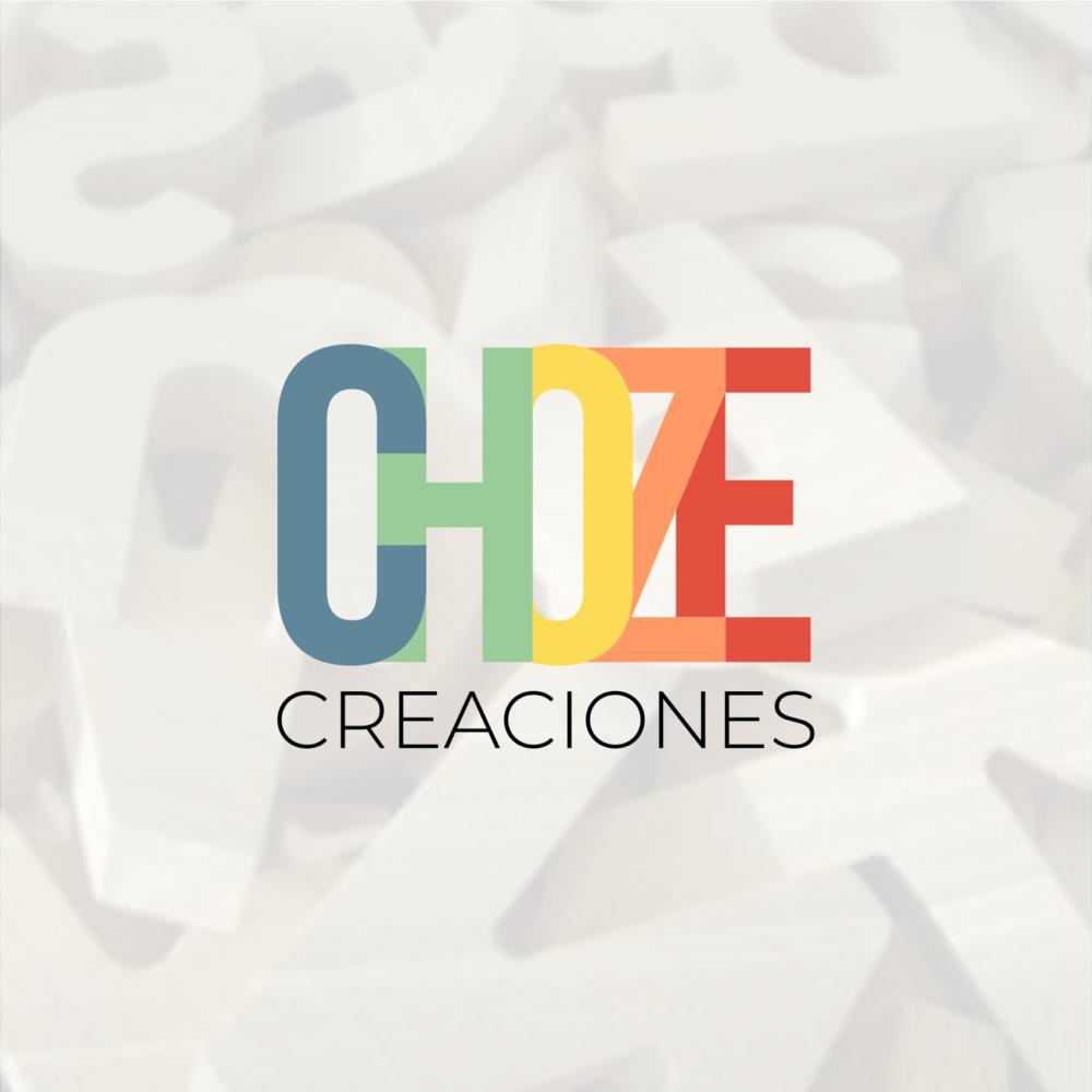 Logotipo Choze Creaciones