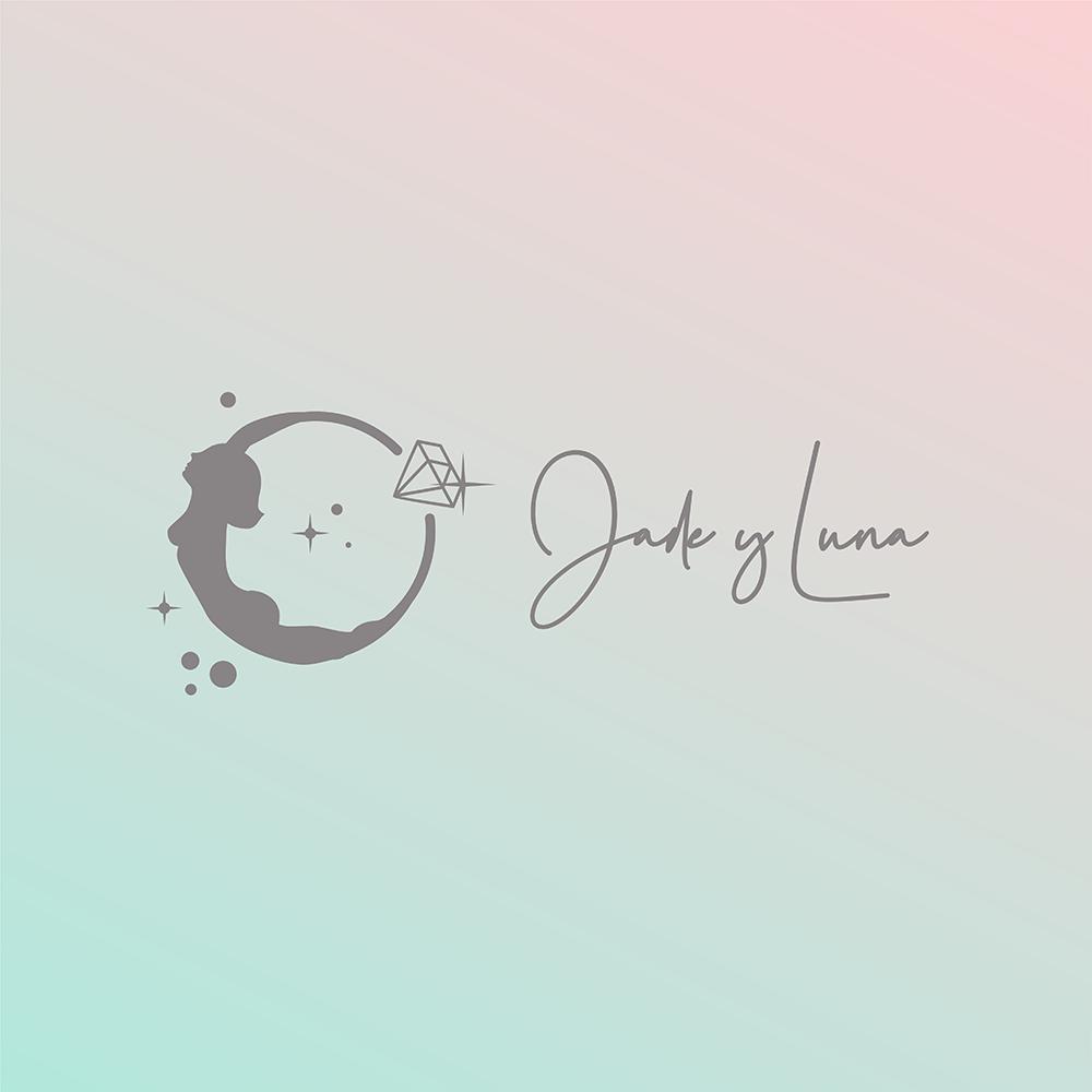 Logotipo Joyería Jade y Luna
